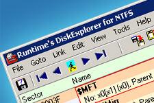 DiskExplorer NTFS